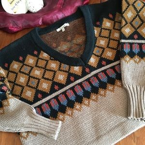 Gimmicks cropped sweater